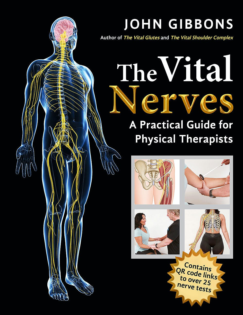 Portada del libro 9781913088187 The Vital Nerves. A Practical Guide for Physical Therapists