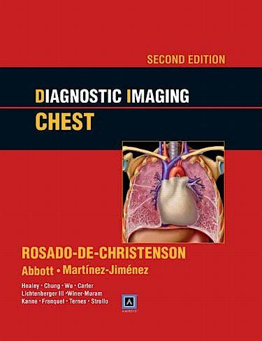 Portada del libro 9781931884754 Diagnostic Imaging. Chest