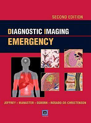 Portada del libro 9781931884761 Diagnostic Imaging. Emergency