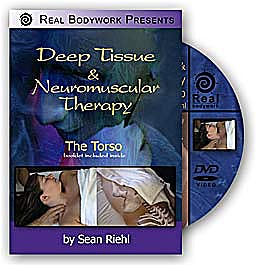 Deep Tissue and Neuromuscular Therapy: the Torso. Booklet Included (DVD 77 min.)