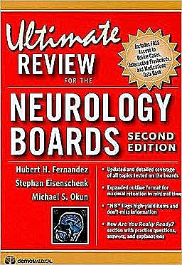 Portada del libro 9781933864204 Ultimate Review for the Neurology Boards