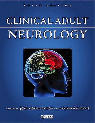 Portada del libro 9781933864358 Clinical Adult Neurology