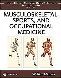 Portada del libro 9781933864495 Musculoskeletal, Sports and Occupational Medicine