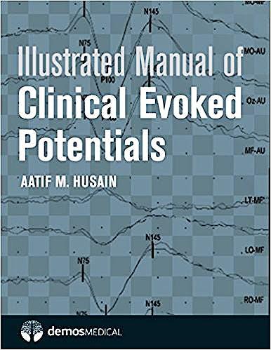 Portada del libro 9781933864723 Illustrated Manual of Clinical Evoked Potentials