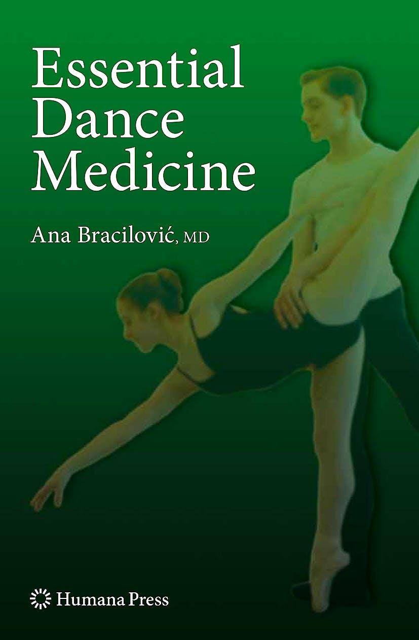 Portada del libro 9781934115671 Essential Dance Medicine