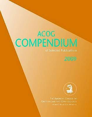 Portada del libro 9781934946770 Compendium of Selected Publications 2009