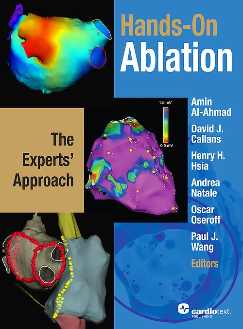 Portada del libro 9781935395249 Hands-on Ablation: The Experts' Approach