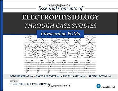 Portada del libro 9781935395331 Essential Concepts of Electrophysiology through Case Studies: Intracardiac Egms