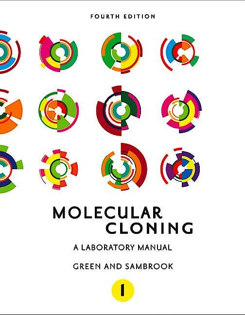 Portada del libro 9781936113422 Molecular Cloning. a Laboratory Manual, 3 Vols. (Paperback)