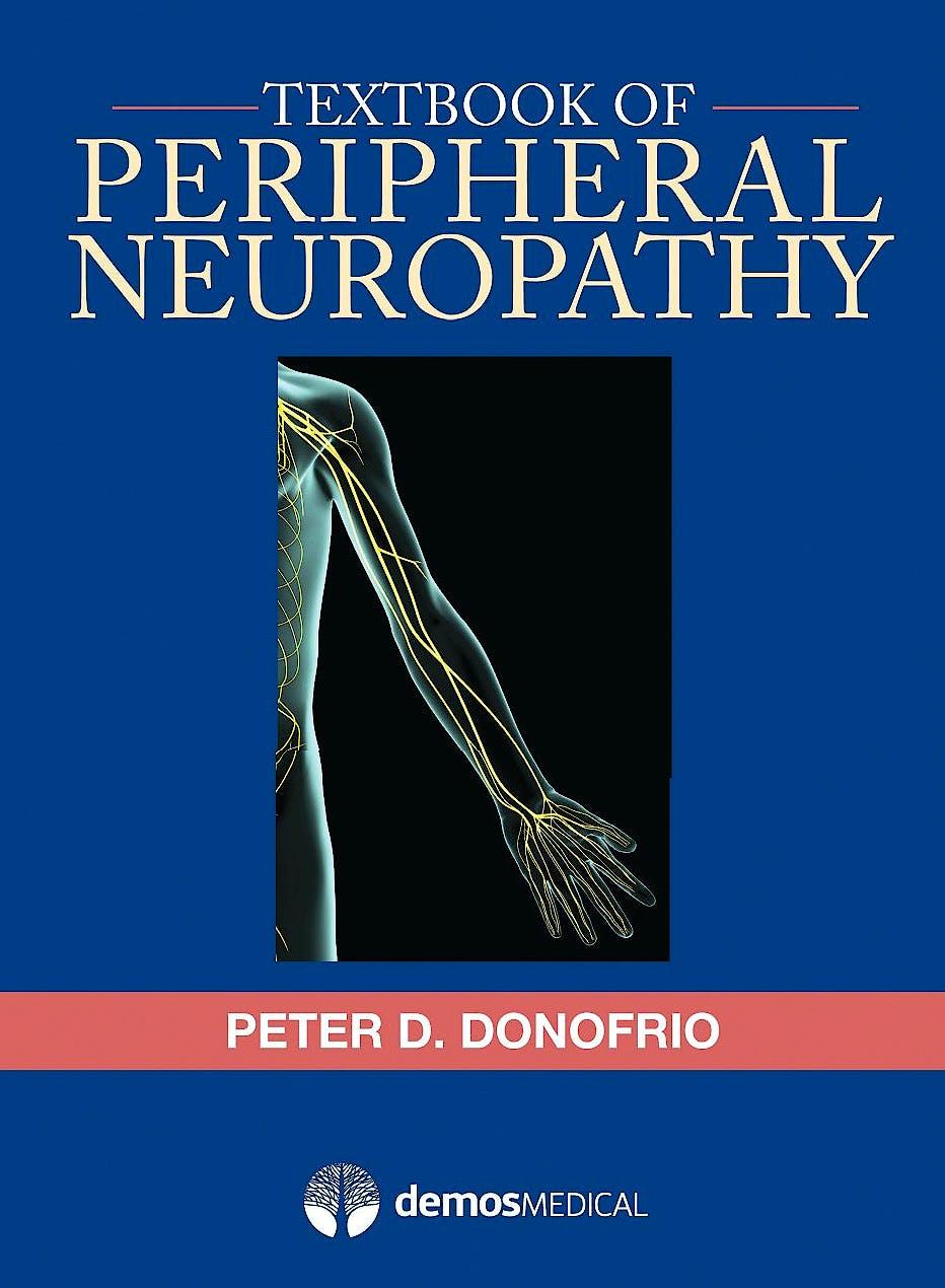 Portada del libro 9781936287109 Textbook of Peripheral Neuropathy