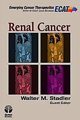 Portada del libro 9781936287208 Renal Cancer