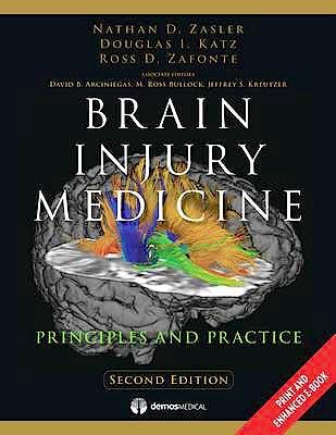Portada del libro 9781936287277 Brain Injury Medicine. Principles and Practice