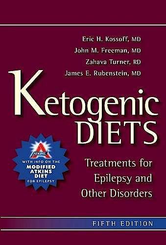 Portada del libro 9781936303106 Ketogenic Diets