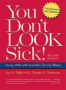 Portada del libro 9781936303427 You Don't Look Sick! Living Well with Chronic Invisible Illness