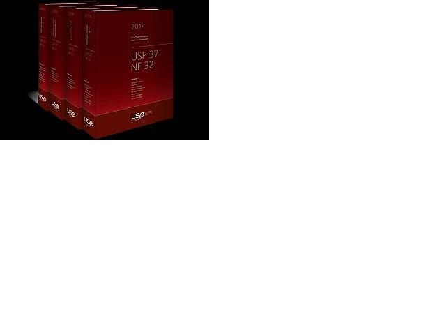 Portada del libro 9781936424252 USP37-NF32 2014 (4 Vols. + 2 Suplementos) en Español, 1Año Suscripción USP2014