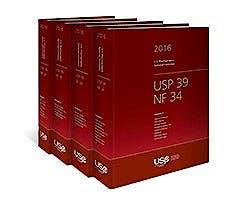 Portada del libro 9781936424474 USP39-NF34 (4 Vols. + 2 Suplementos) en Español