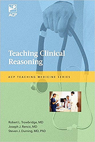 Portada del libro 9781938921056 Teaching Clinical Reasoning