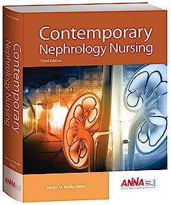 Portada del libro 9781940325378 Contemporary Nephrology Nursing