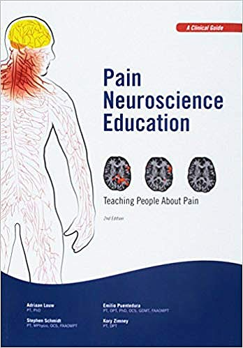 Portada del libro 9781942798118 Pain Neuroscience Education. Teaching People About Pain