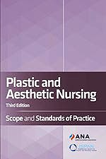 Portada del libro 9781947800717 Plastic and Aesthetic Nursing Scope and Standards of Practice