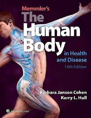 Portada del libro 9781975102012 Memmler's The Human Body in Health and Disease (International Edition)