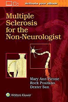 Portada del libro 9781975102517 Multiple Sclerosis for the Non-Neurologist