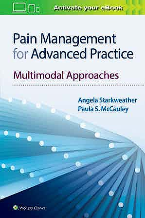 Portada del libro 9781975103354 Pain Management for Advanced Practice. Multimodal Approaches