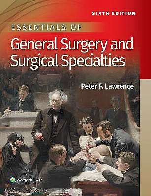 Portada del libro 9781975106652 Essentials of General Surgery and Surgical Specialties