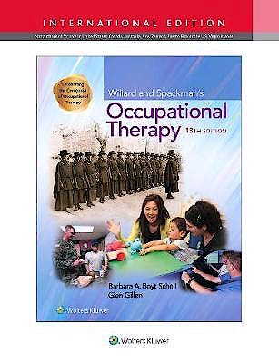 Portada del libro 9781975107604 Willard and Spackman's Occupational Therapy (International Edition)