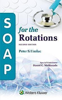 Portada del libro 9781975107659 SOAP for the Rotations