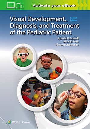 Portada del libro 9781975111441 Visual Development, Diagnosis, and Treatment of the Pediatric Patient