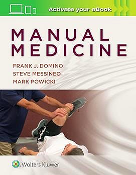 Portada del libro 9781975111472 Manual Medicine for the Primary Care Team. A Hands-On Approach
