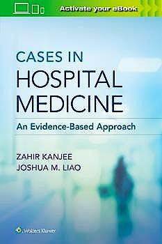 Portada del libro 9781975111571 Cases in Hospital Medicine