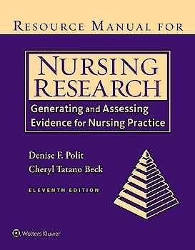 Portada del libro 9781975112264 Resource Manual for Nursing Research. Generating and Assessing Evidence for Nursing Practice