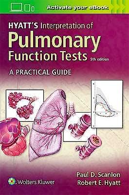 Portada del libro 9781975114343 Hyatt's Interpretation of Pulmonary Function Tests