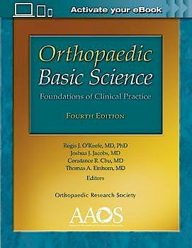 Portada del libro 9781975117313 Orthopaedic Basic Science. Foundations of Clinical Practice