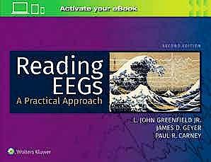 Portada del libro 9781975121198 Reading EEGs. A Practical Approach