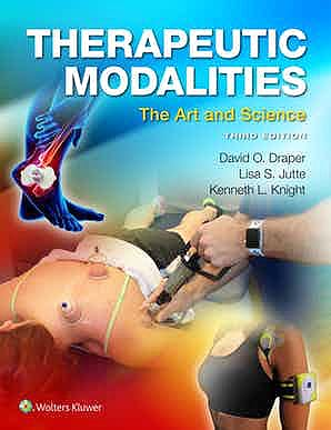 Portada del libro 9781975121327 Therapeutic Modalities. The Art and Science