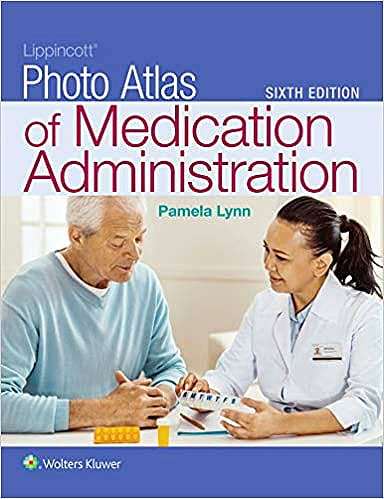 Portada del libro 9781975121365 Lippincott's Photo Atlas of Medication Administration