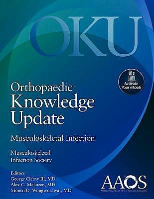 Portada del libro 9781975121617 Orthopaedic Knowledge Update (OKU). Musculoskeletal Infection