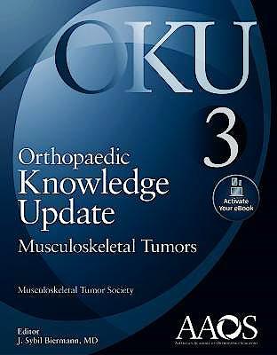 Portada del libro 9781975122492 Orthopaedic Knowledge Update (OKU). Musculoskeletal Tumors 3