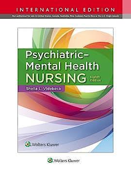 Portada del libro 9781975126360 Psychiatric-Mental Health Nursing (International Edition)