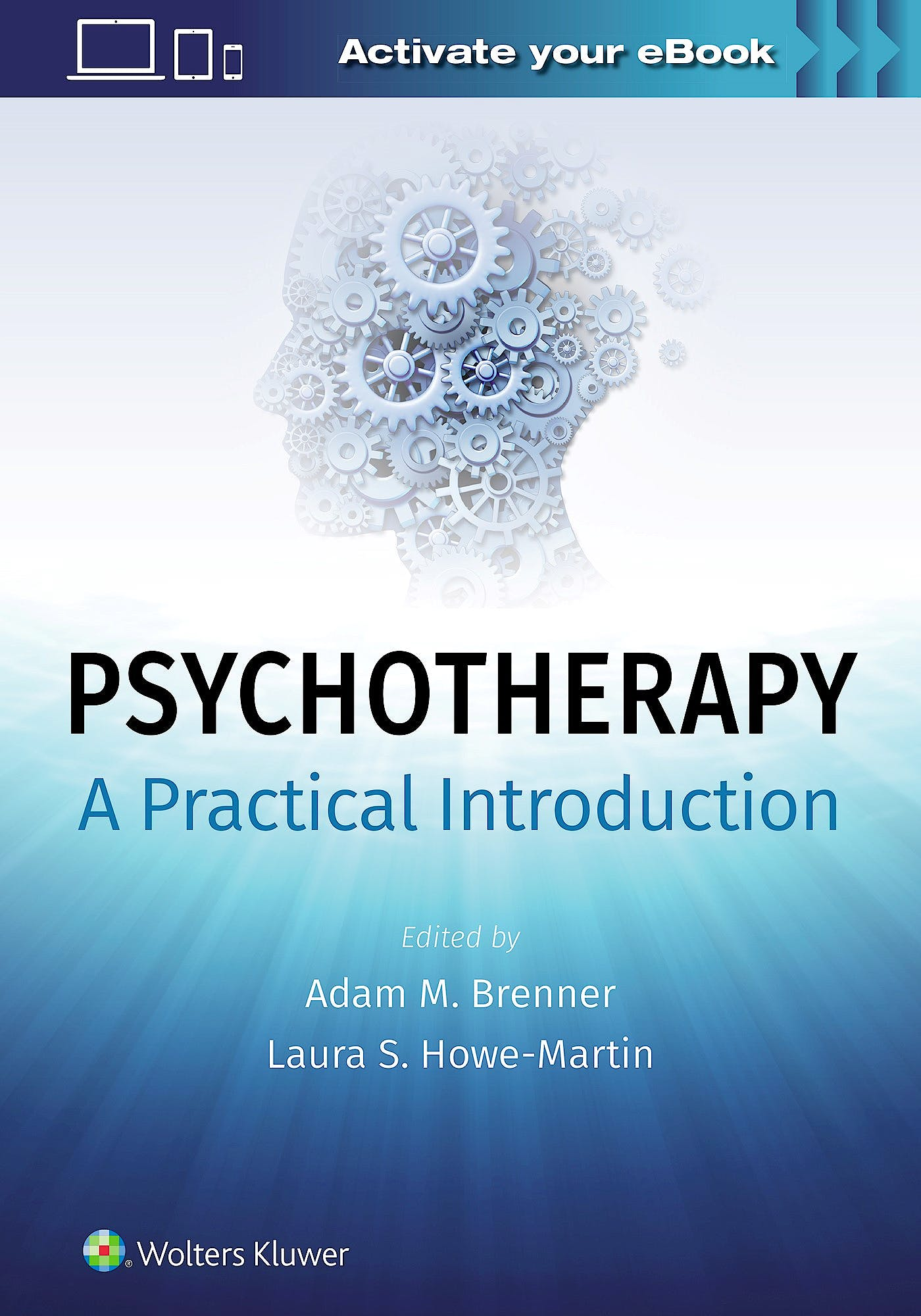 Portada del libro 9781975126780 Psychotherapy. A Practical Introduction