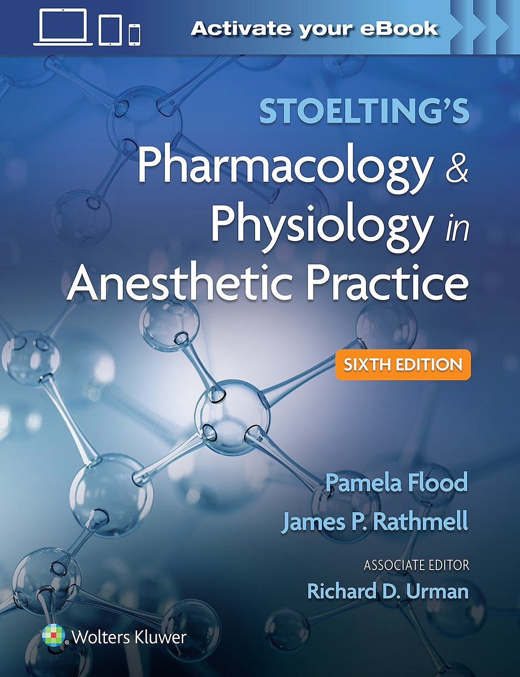 Portada del libro 9781975126896 STOELTING's Pharmacology & Physiology in Anesthetic Practice