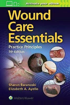 Portada del libro 9781975128883 Wound Care Essentials