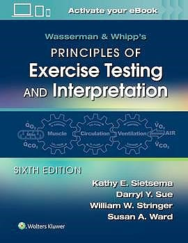 Portada del libro 9781975136437 Wasserman and Whipp's Principles of Exercise Testing and Interpretation