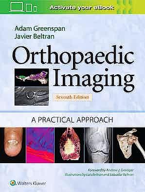 Portada del libro 9781975136475 Orthopaedic Imaging. A Practical Approach