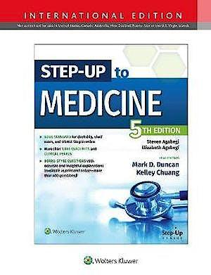 Portada del libro 9781975139025 Step-Up to Medicine (International Edition)