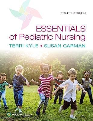 Portada del libro 9781975139841 Essentials of Pediatric Nursing