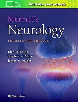 Portada del libro 9781975141226 Merritt's Neurology